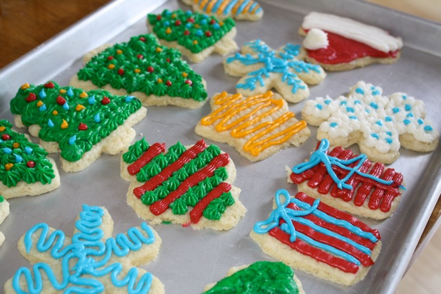 Baking Christmas Cookies Michele Payn Cause Matters Corp