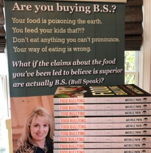 Food Bullying Author's story
