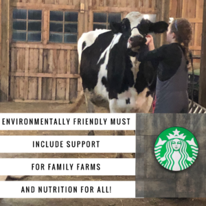Starbucks plant-based milk
