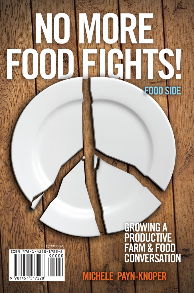No More Food Fights! Cover Food Side