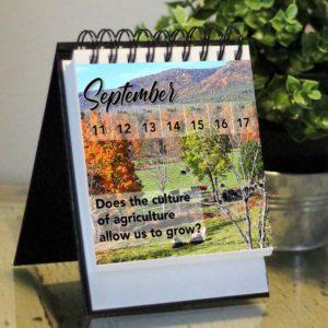 Sept Growth Calendar Social Connections