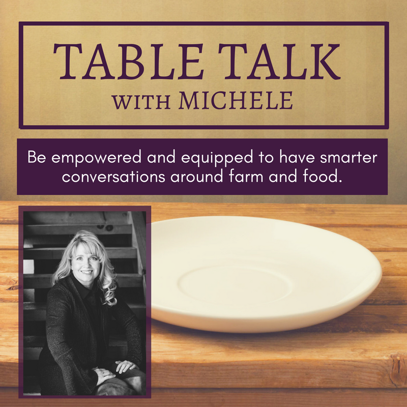 Table Talk with Michele Payn